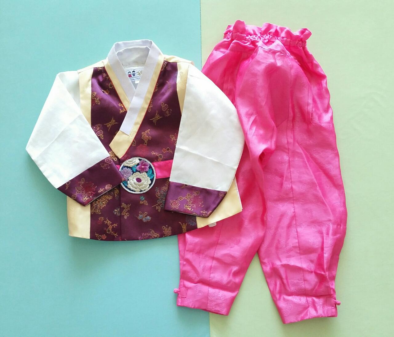 5~7세 유치원~초등학생 어린이한복 유아한복 아동한복