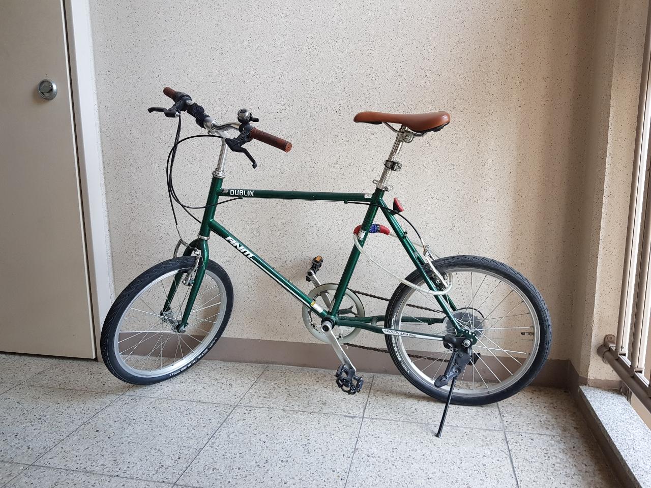 [자전거] 알톤 미니벨로