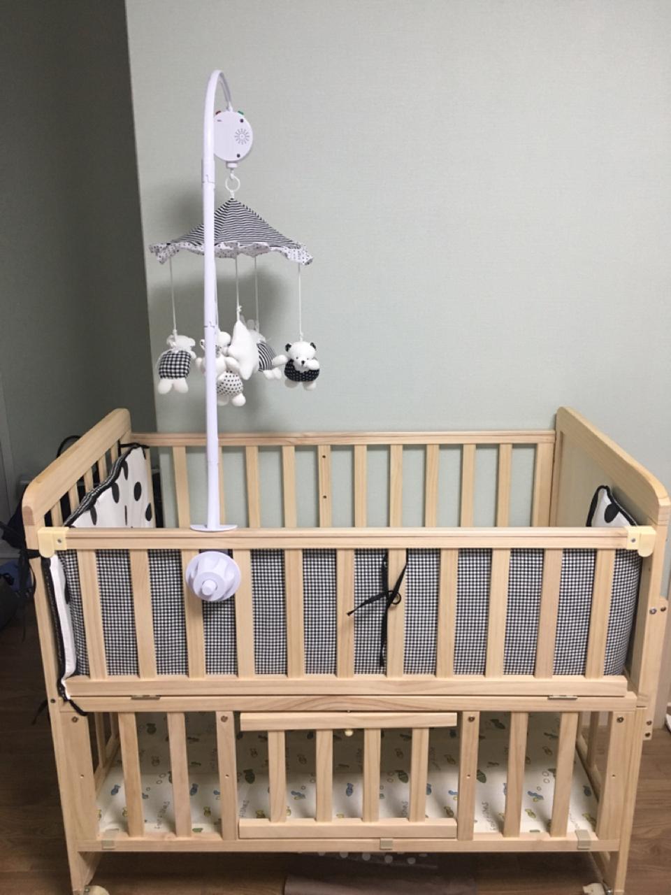 벨라 아기 침대