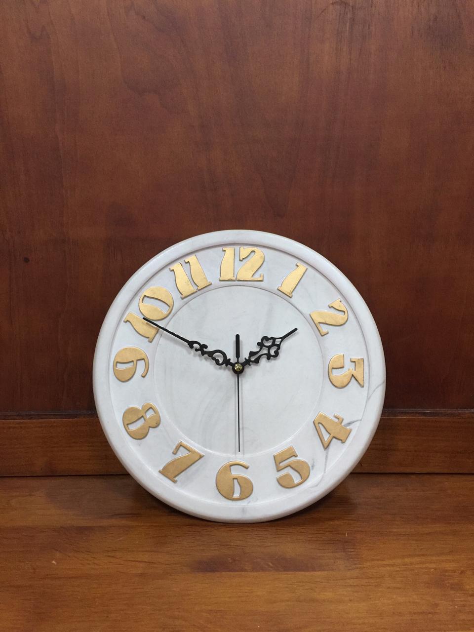 대리석벽시계