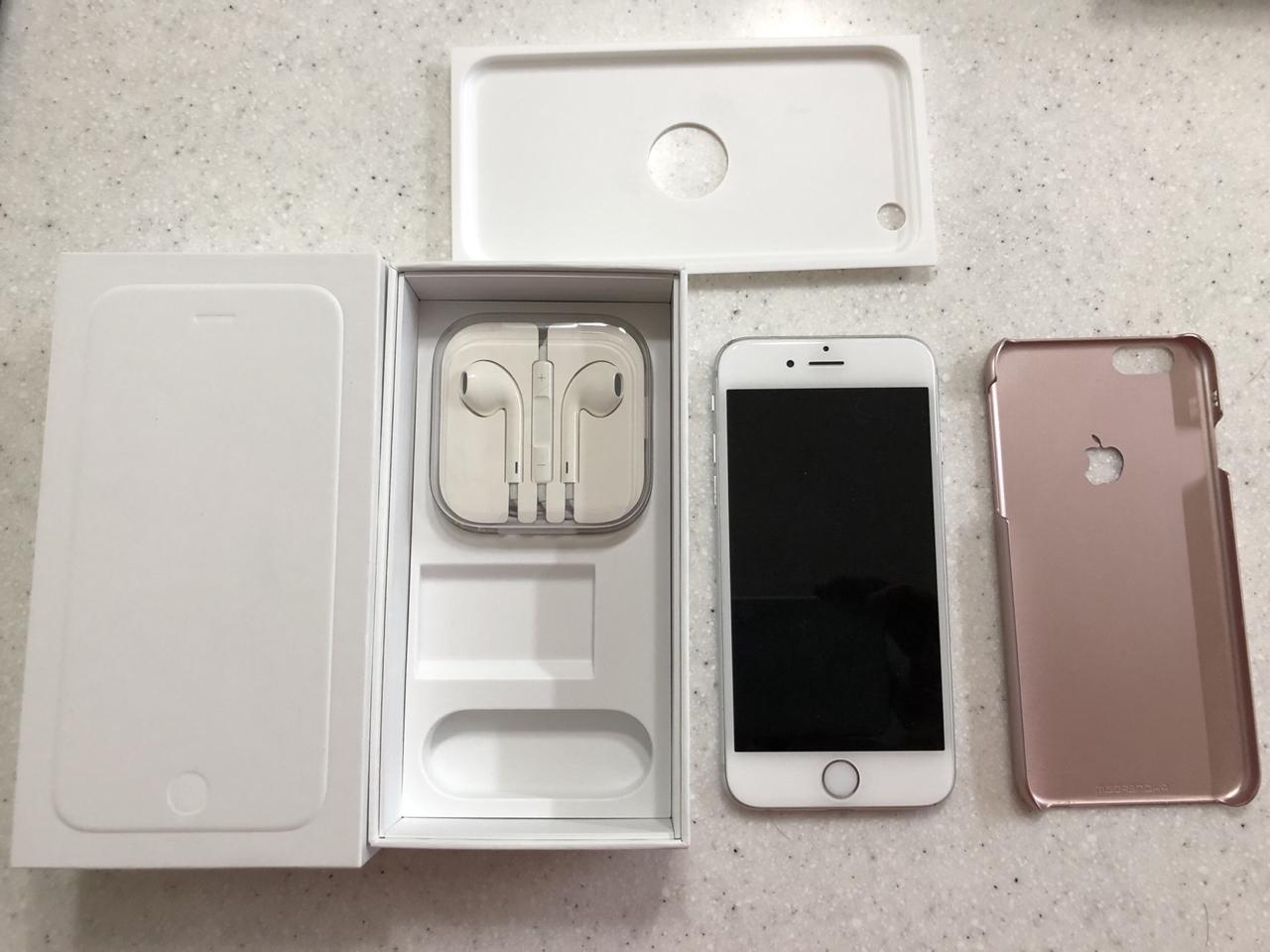 [가격다운]아이폰6(64기가, 정상해지, 3사이용가능, 25%할인요금제 가능)