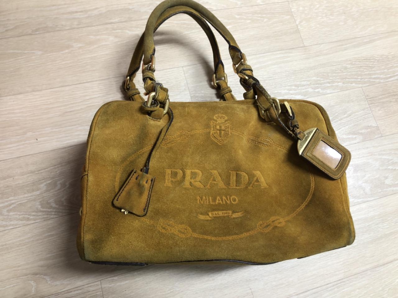 프라다 가방 만원