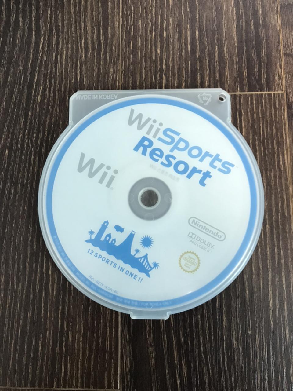 Wii Resort & Fit