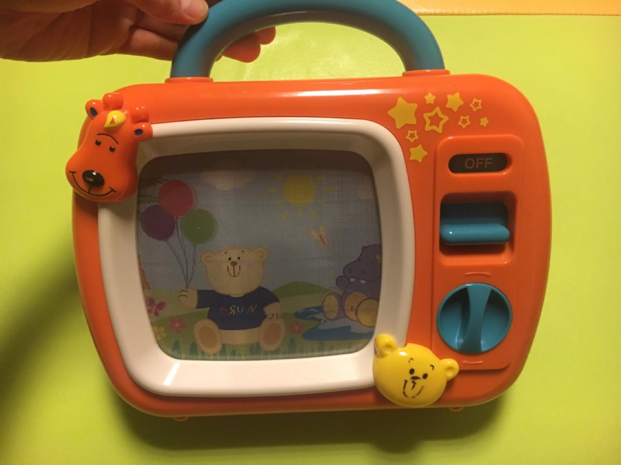 [유아 장난감] play gro 나의 첫번째 TV 장난감