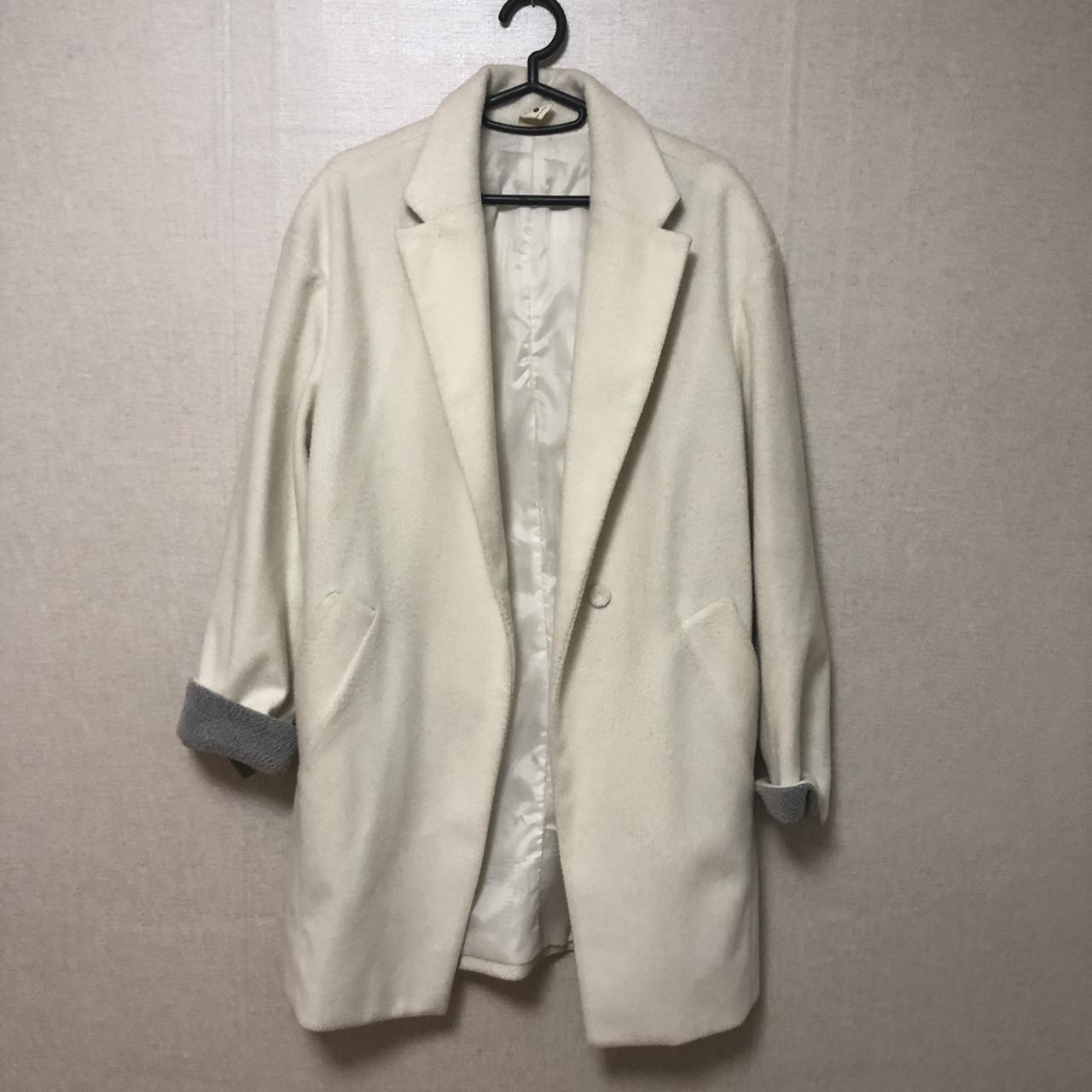 코트/겨울코트/흰코트/화이트코트/정장코트