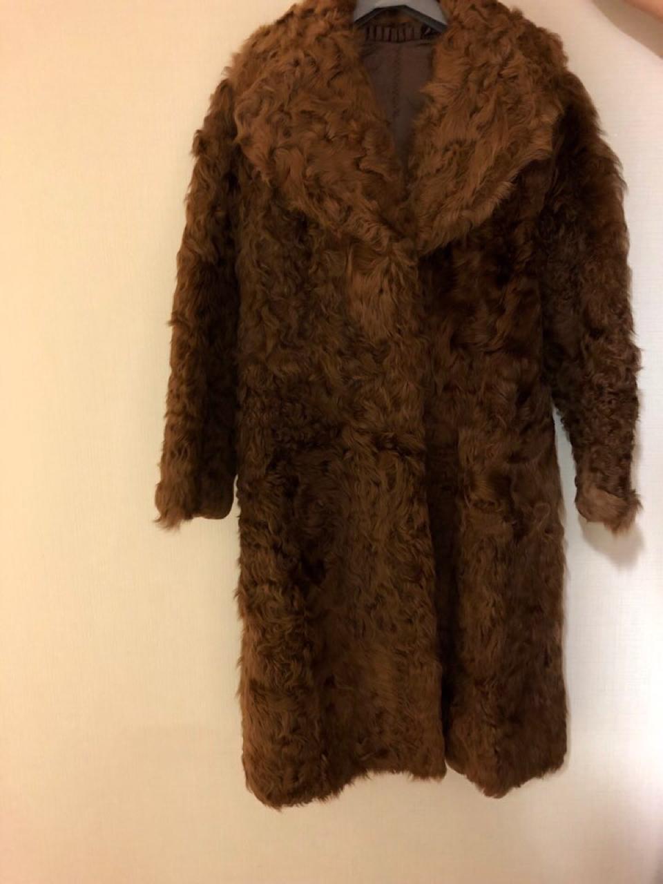 양털 코트