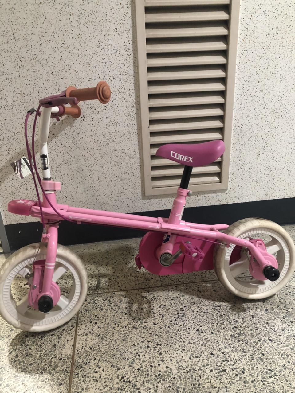 어린이 자전거 2발/4발 자전거