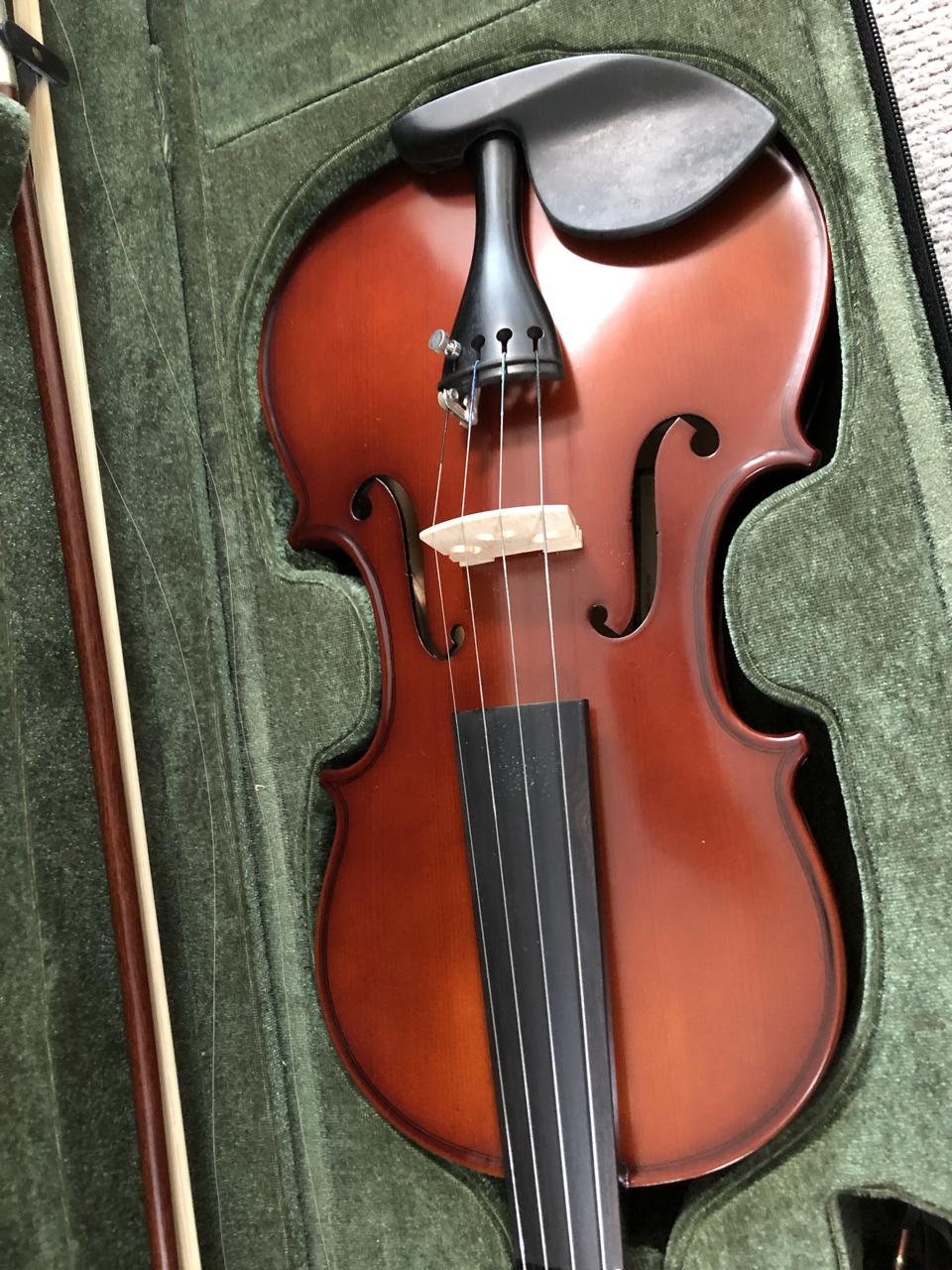성인 연습용 바이올린