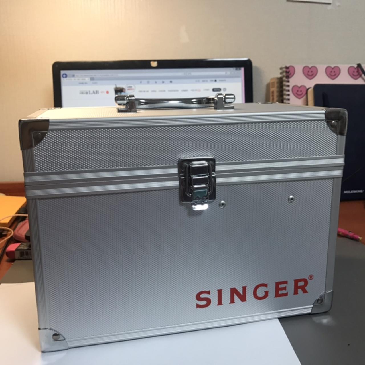 singer 공구 박스