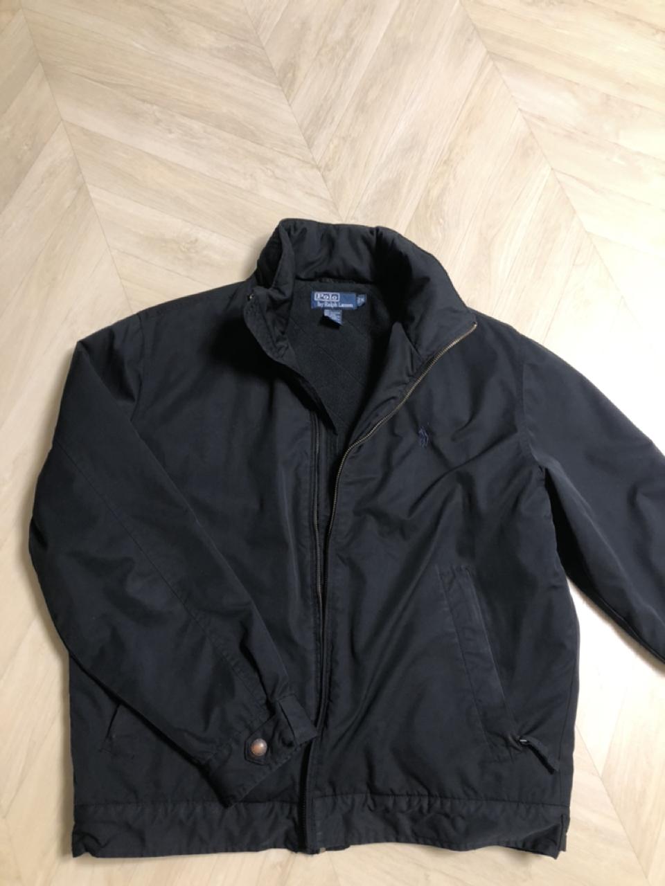 폴로 랄프로렌 겨울 자켓 판매합니다 M사이즈(국내 100)