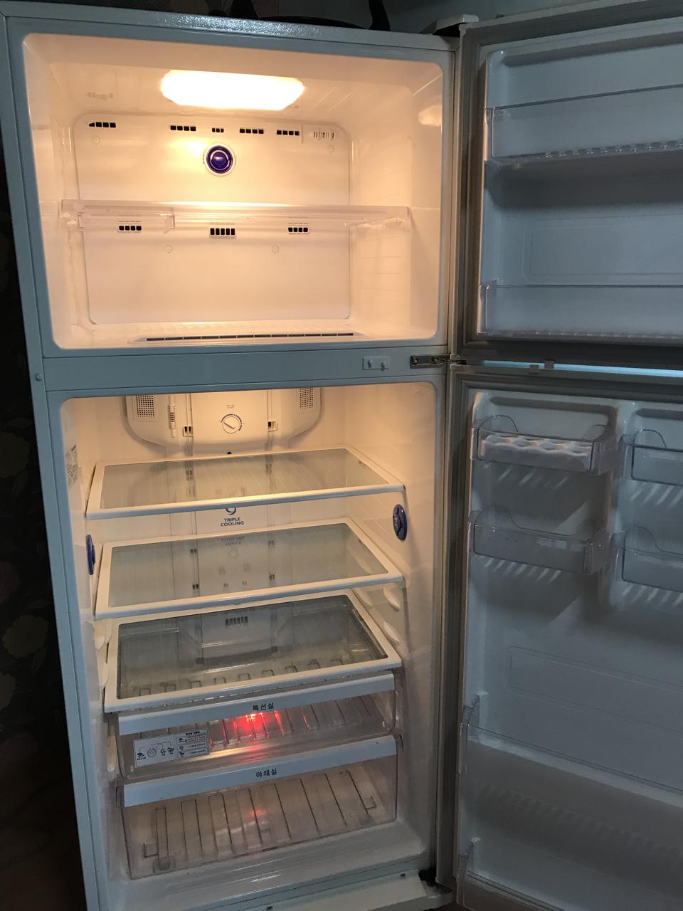 삼성 일반형 냉장고 팝니다