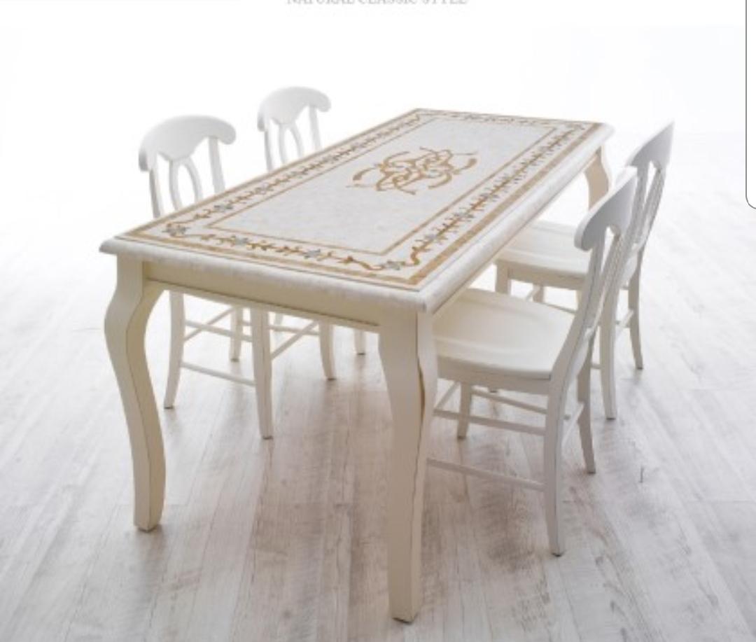 디자인벤처스 엘리제 식탁 6~8인용 셋트
