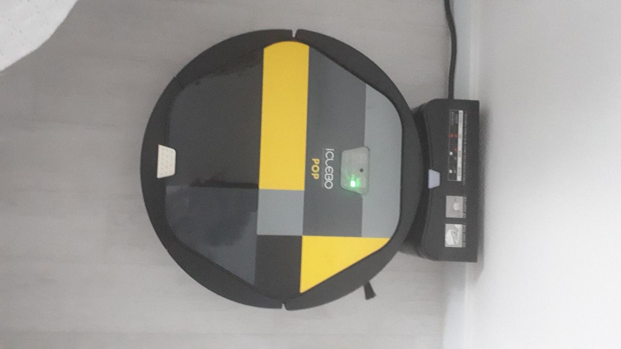 아이끌레보팝 로봇청소기