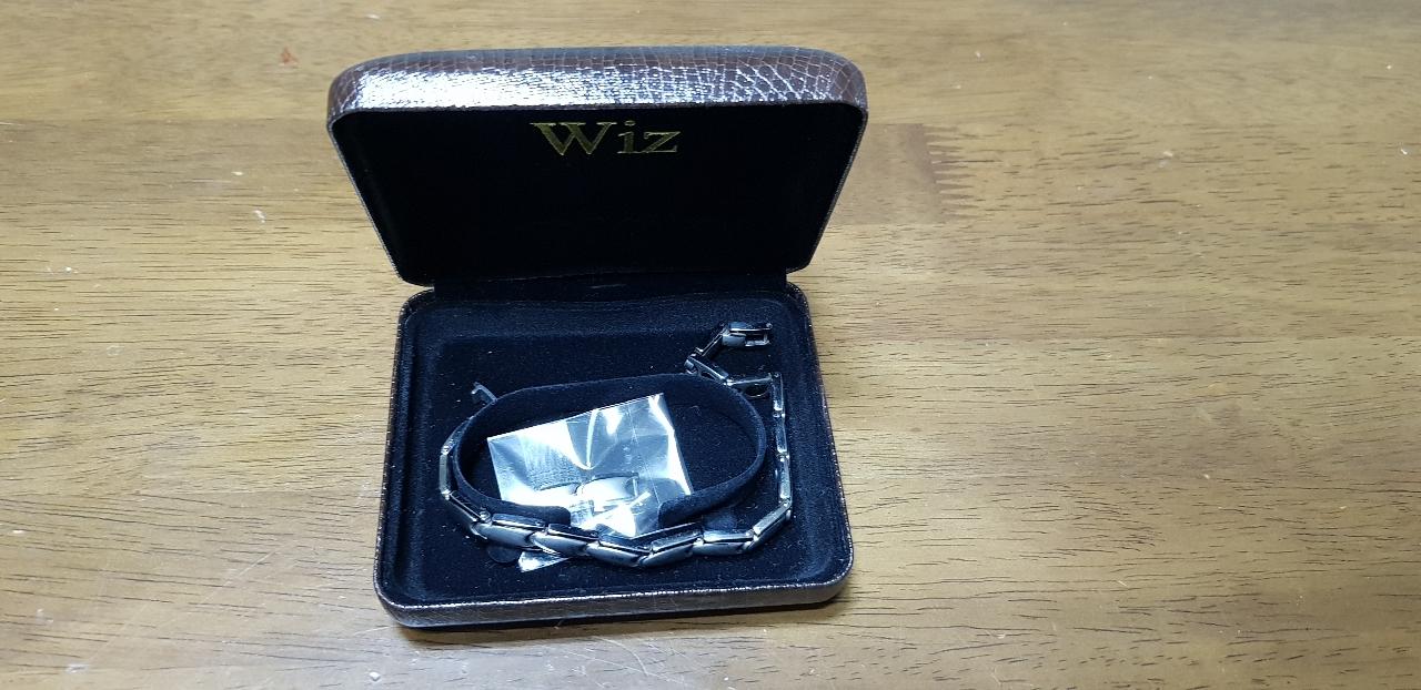 (건강하자!) WIZ 게르마늄 팔찌