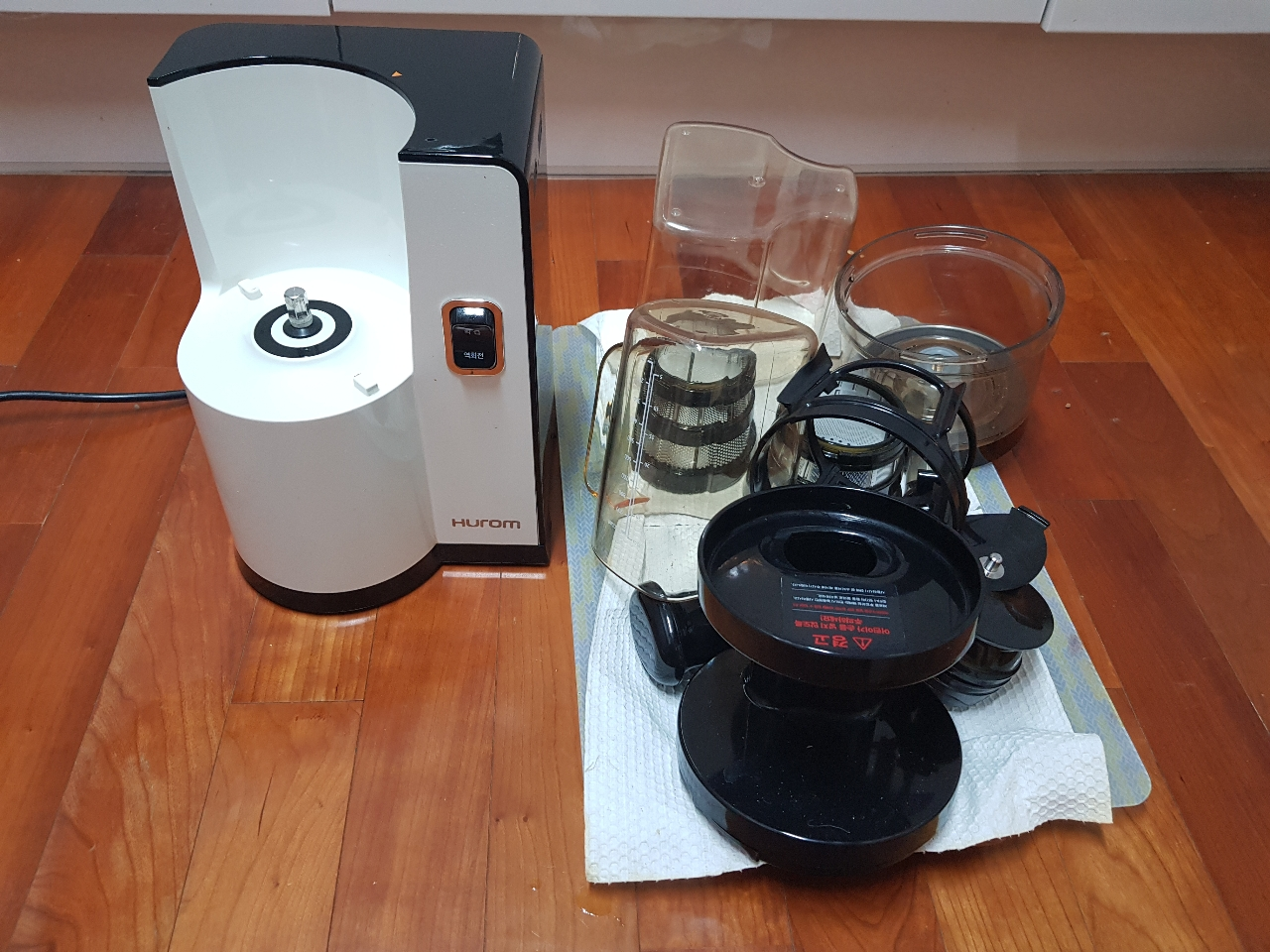 휴롬(10만) LG침구청소기(3만)  로봇청소기(5만)