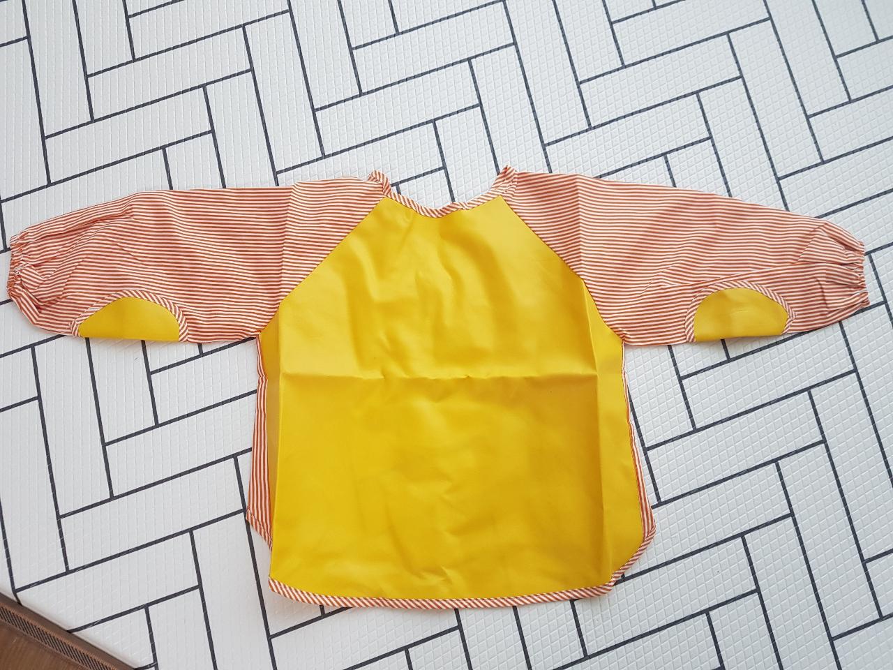 유아 방수 미술가운 새제품 5-7세 사이즈