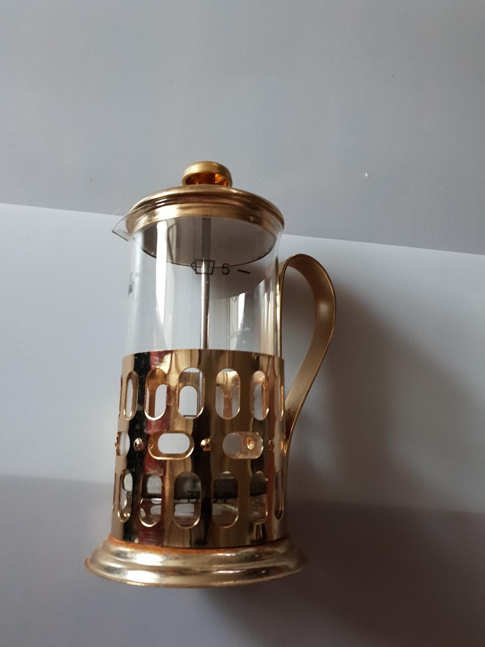 커피 프레스기