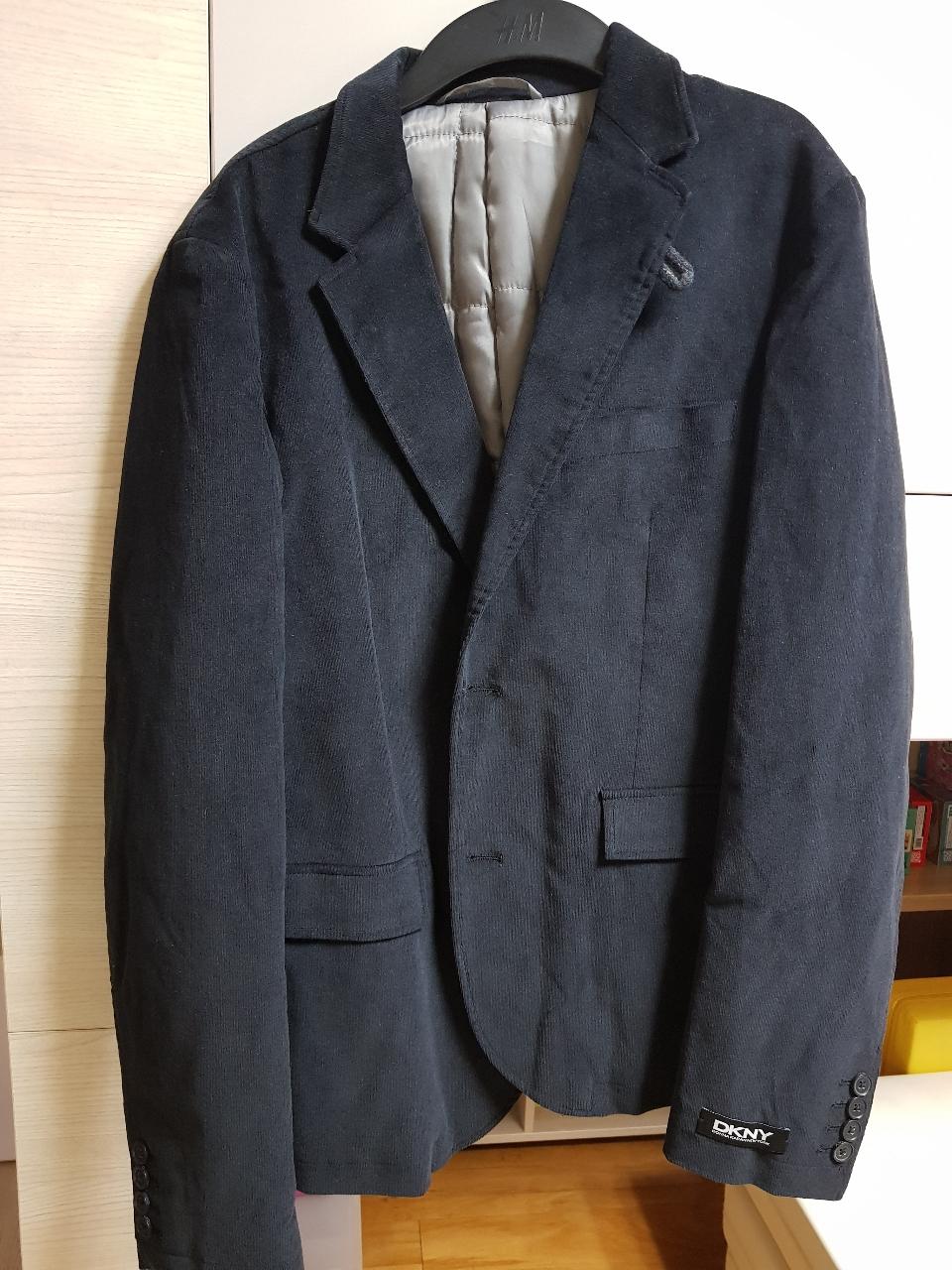 DKNY 코듀로이 자켓 새제품