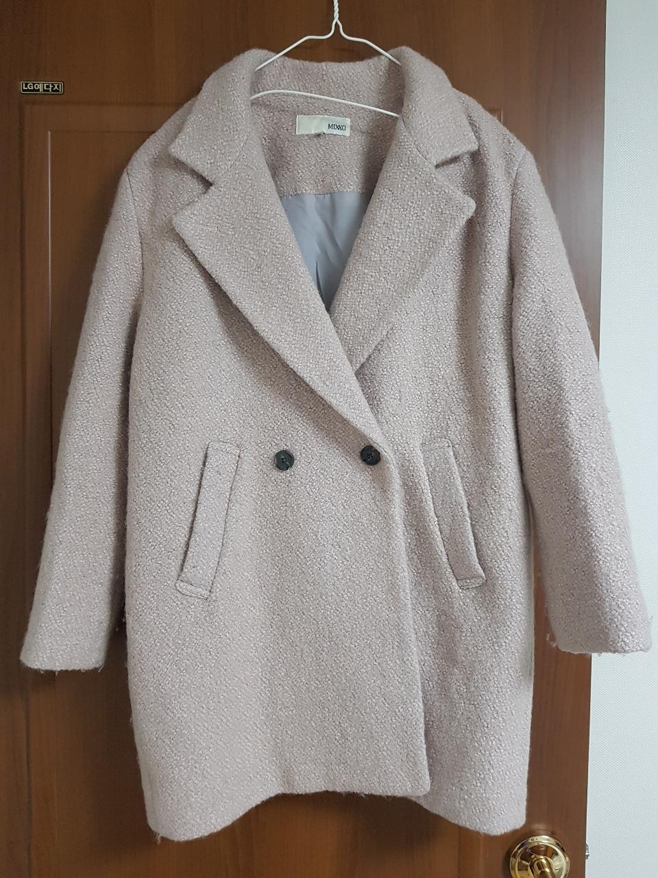 미쏘 여성 오버핏 루즈핏 코트 여성자켓 여성코트 여자자켓 여자코트