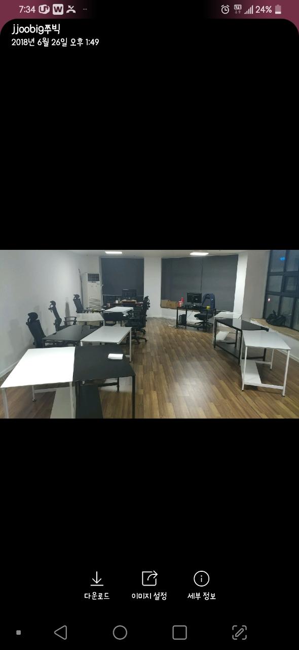 사무실책상 /가정용책상 1200 강화유리책상