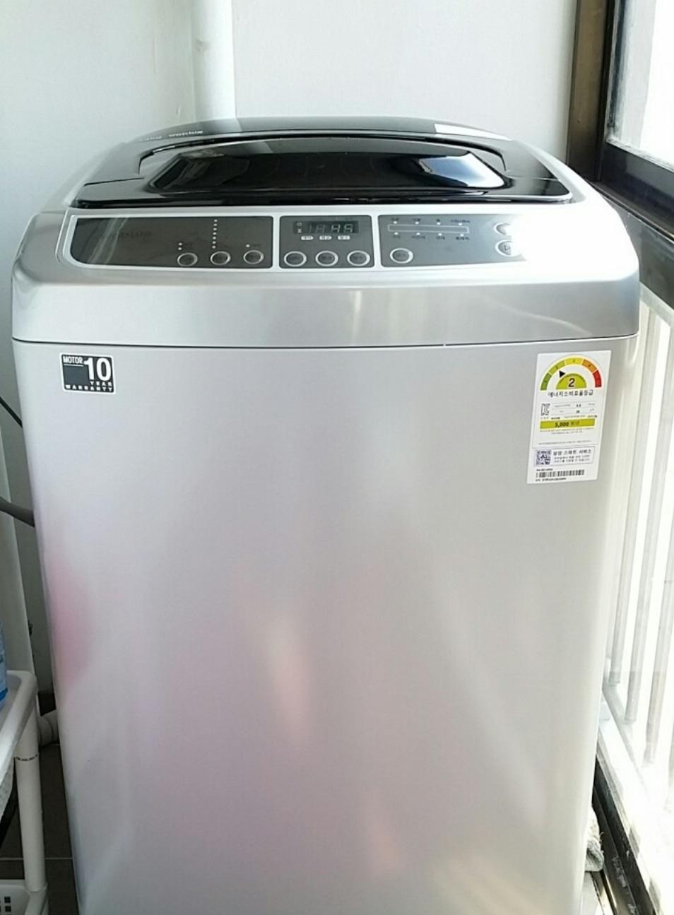 삼성워블세탁기