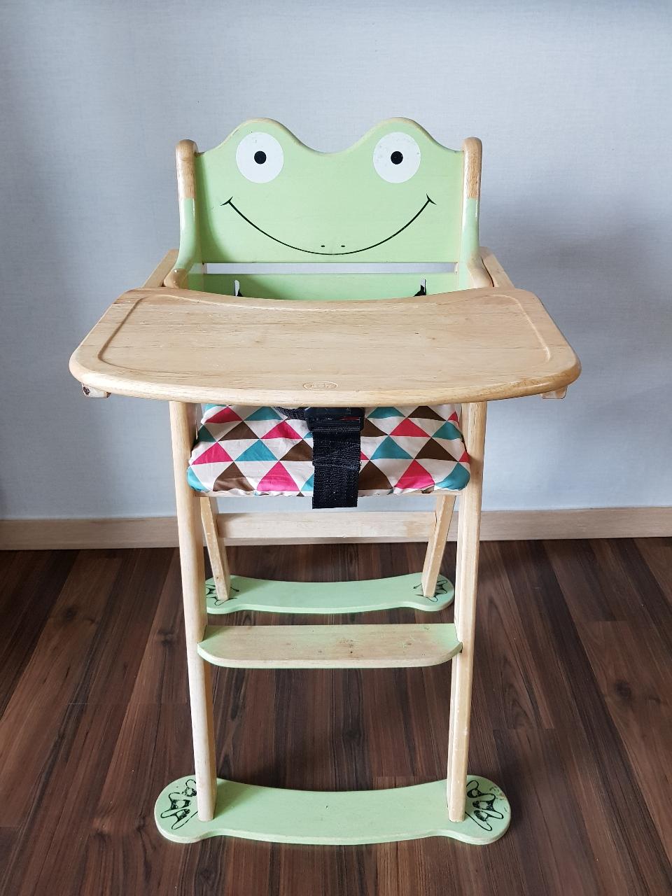 유아용 의자 /삭탁의자