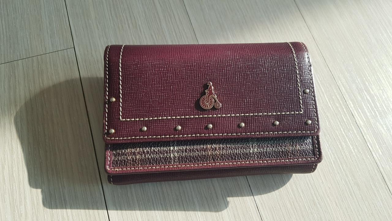빈폴반지갑