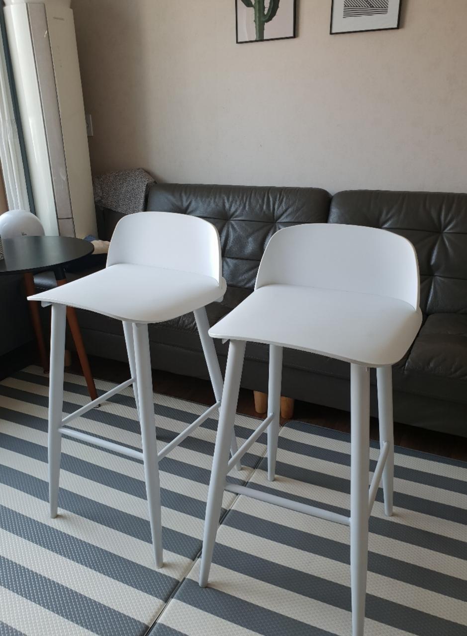 피카소 바체어 바스툴 아일랜드식탁 의자 바 의자 카페의자