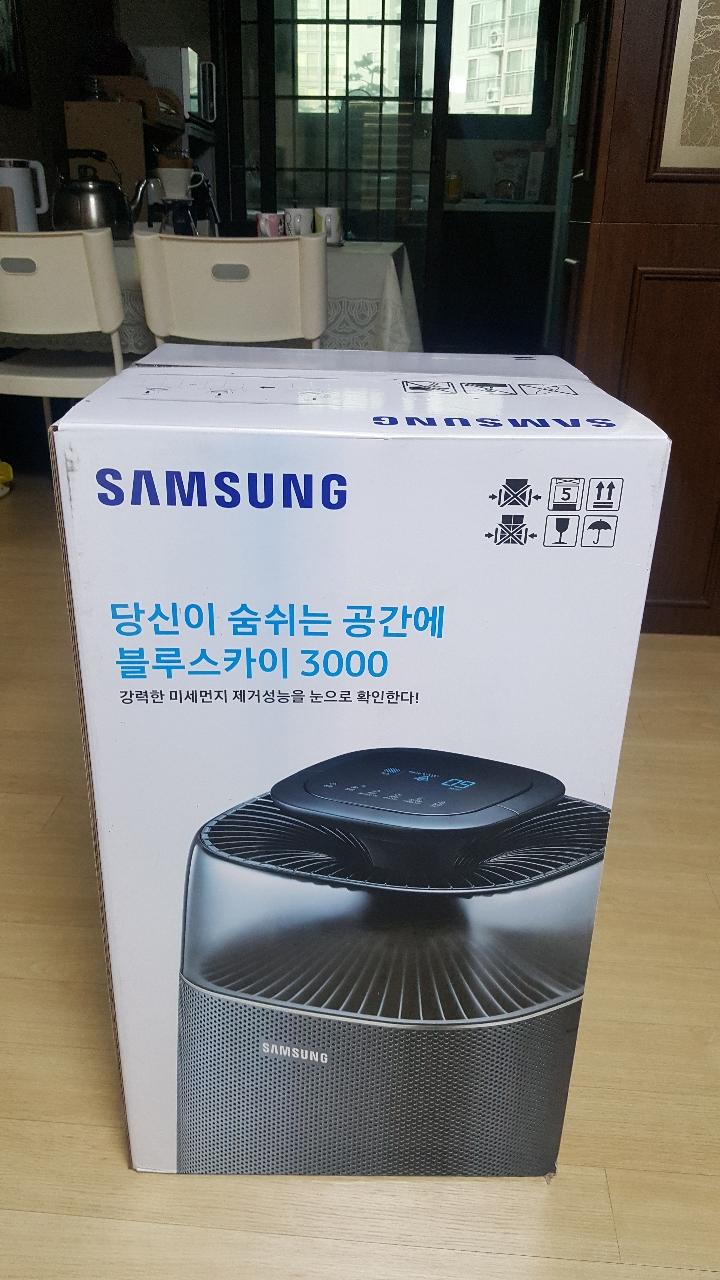 삼성공기청정기 블루스카이 3000 미개봉 신품 판매