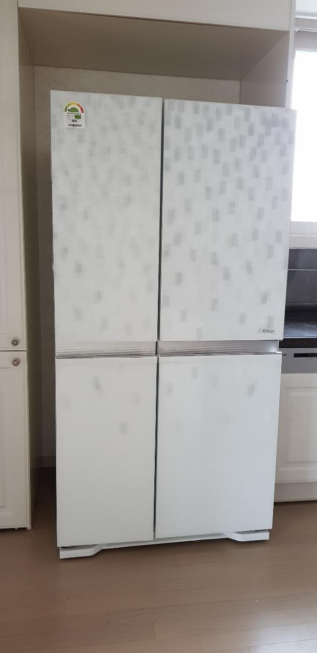 LG디오스 매직스페이스양문형냉장고+스텐드김치냉장고  세트