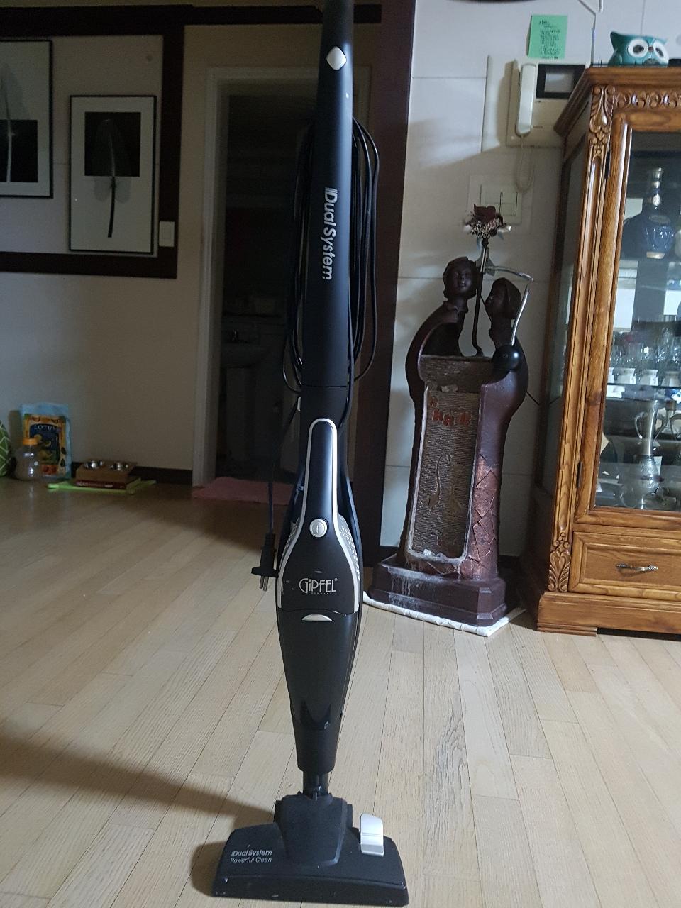 청소기 112cm