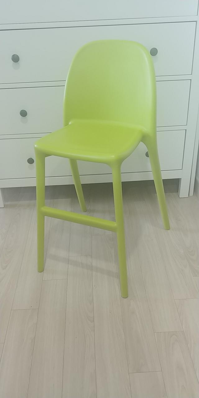이케아 우르반 유아 의자 식탁의자