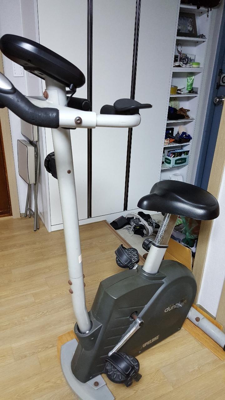 운동기구 실내자전거 (중고)