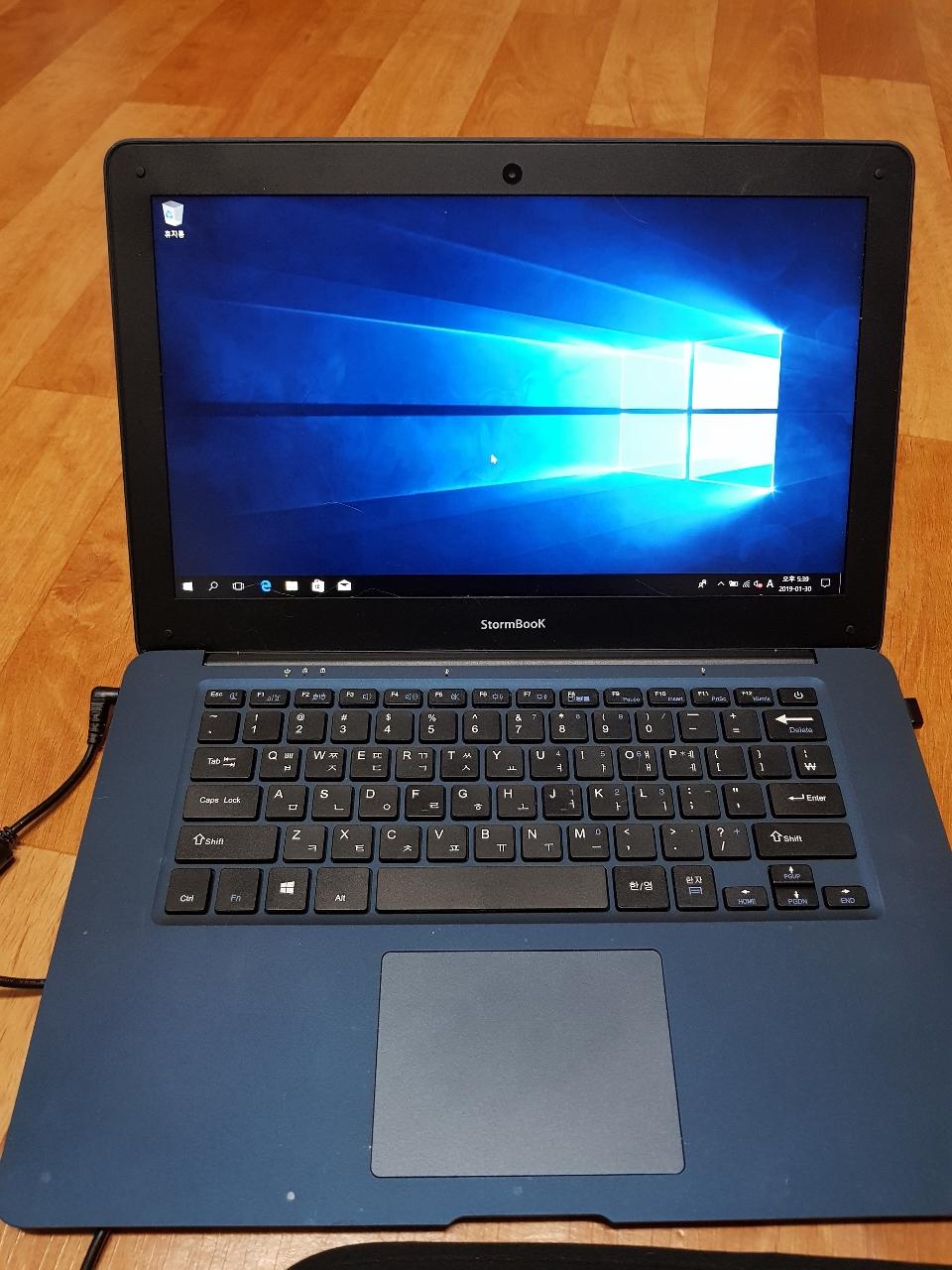 노트북 스톰북 14PRO 판매합니다
