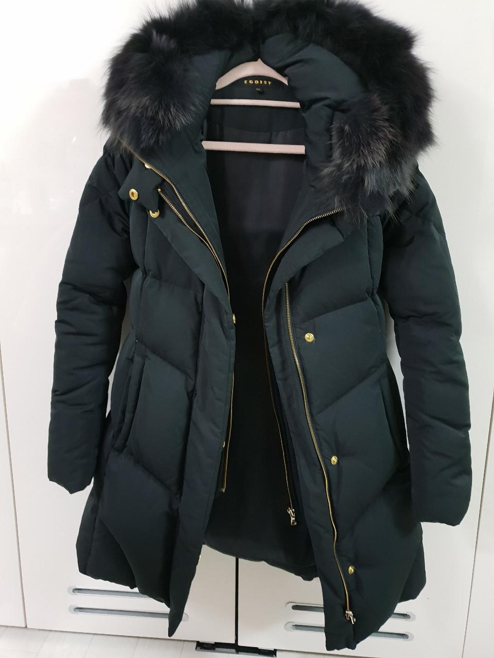 에고이스트 오리털 코트