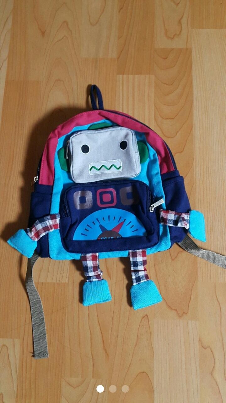 플레이봇 유아가방