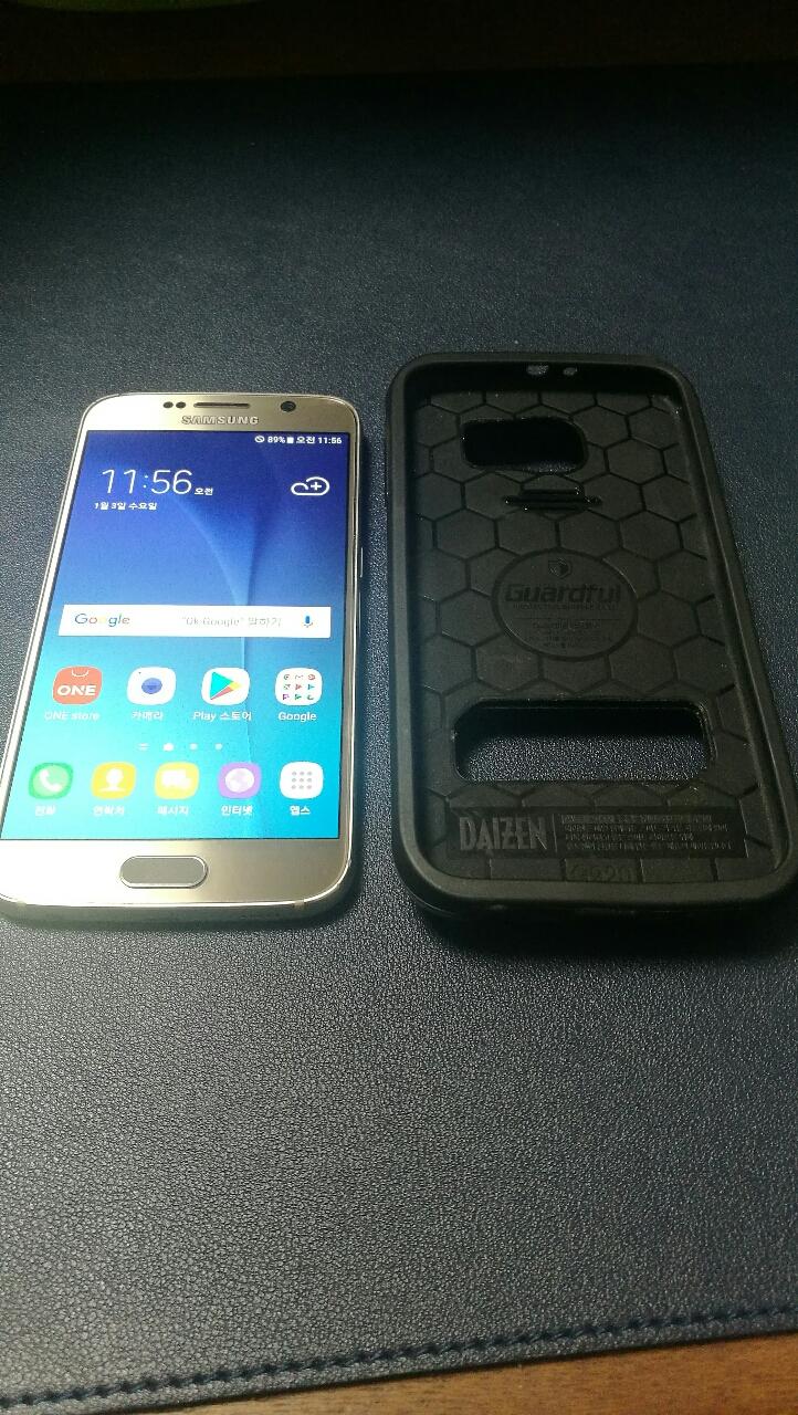갤럭시 S6 32G 8만