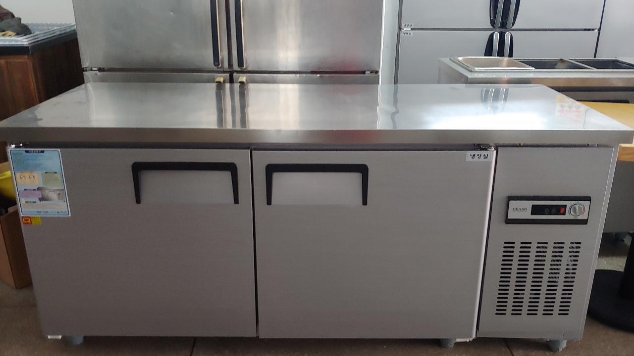 우성 1800 테이블냉장고 업소용 냉장고 팔아요~~