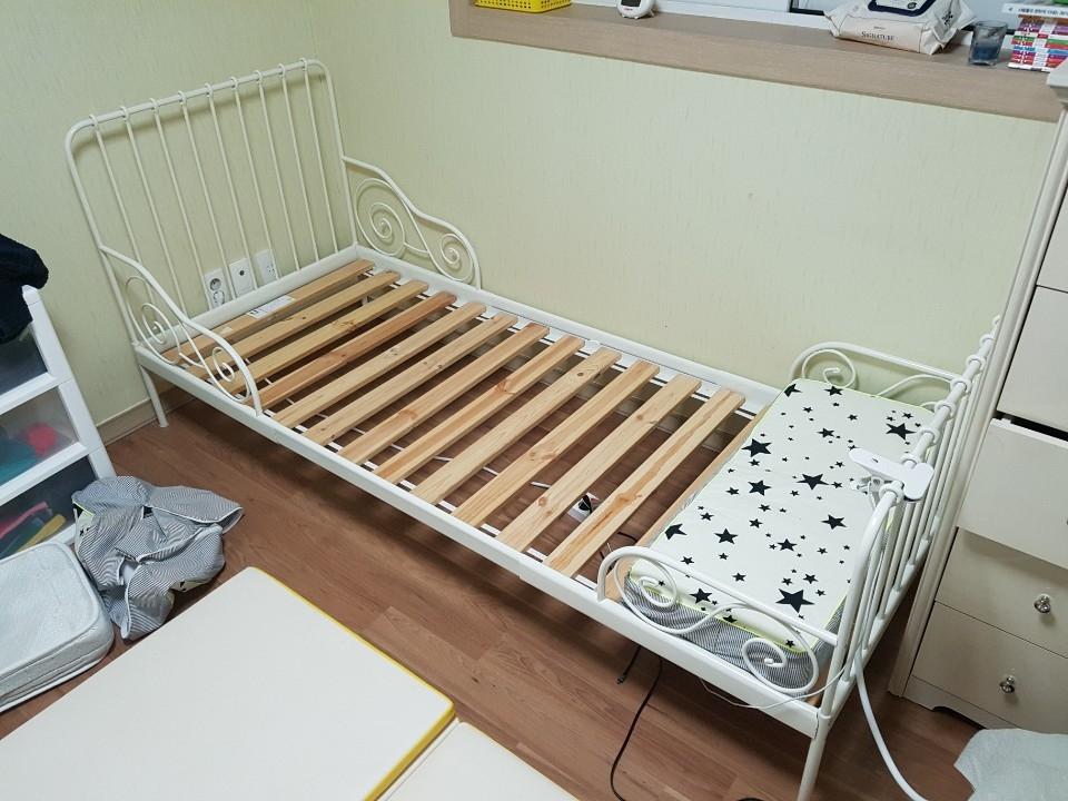 싱글침대 / 1인용침대 / 이케아침대