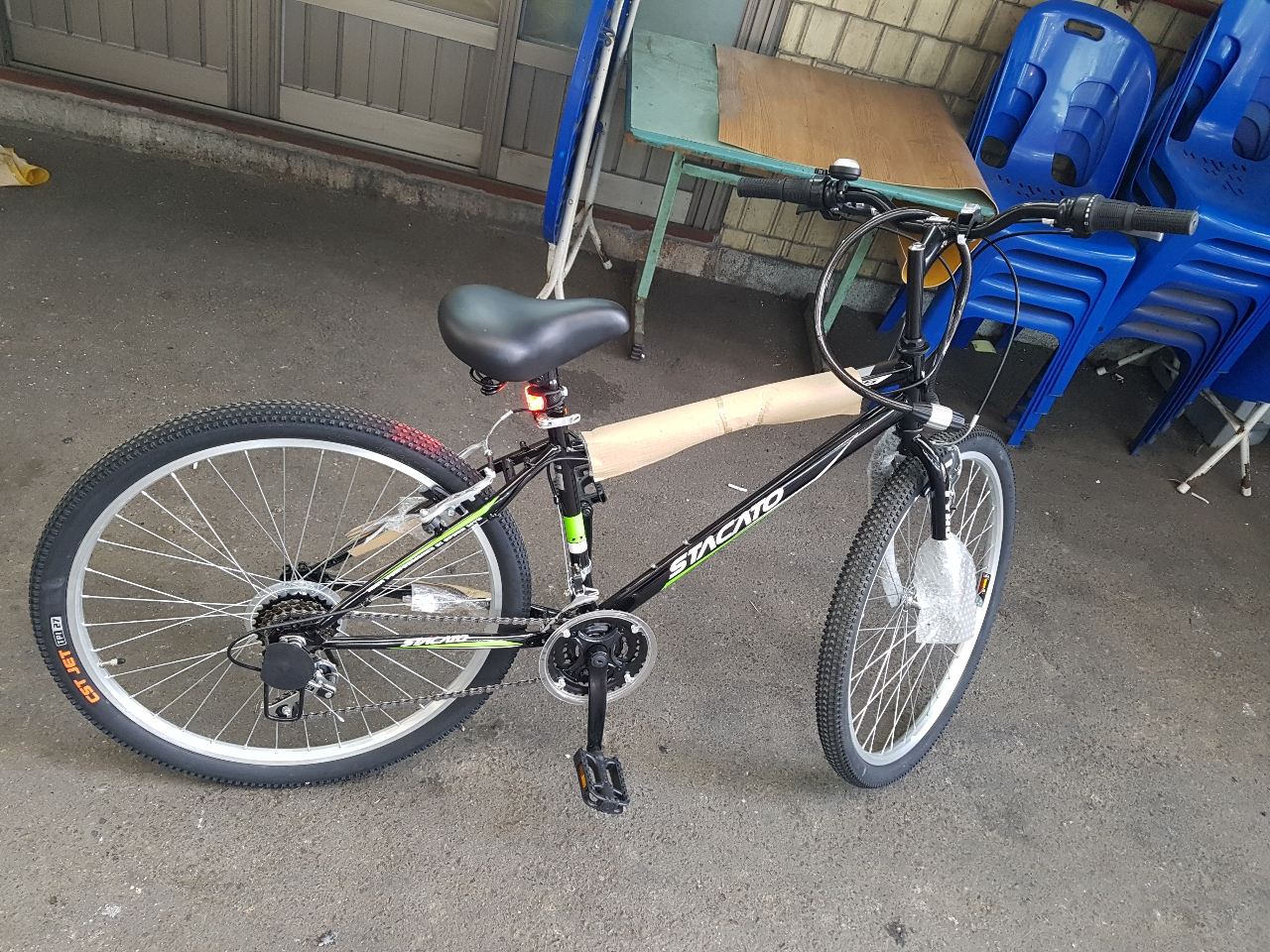 ⬇️가격내림 ♡새 자전거♡