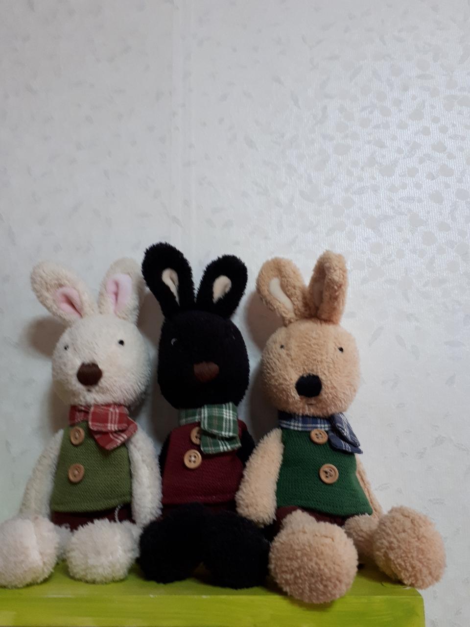 토끼삼형제