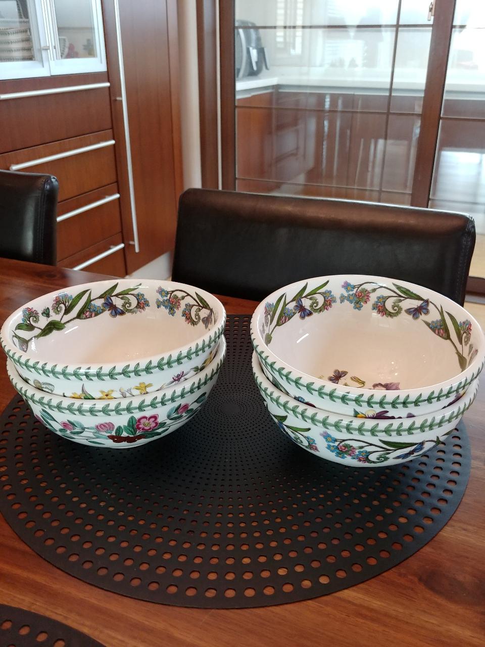 포트메리온 그릇..