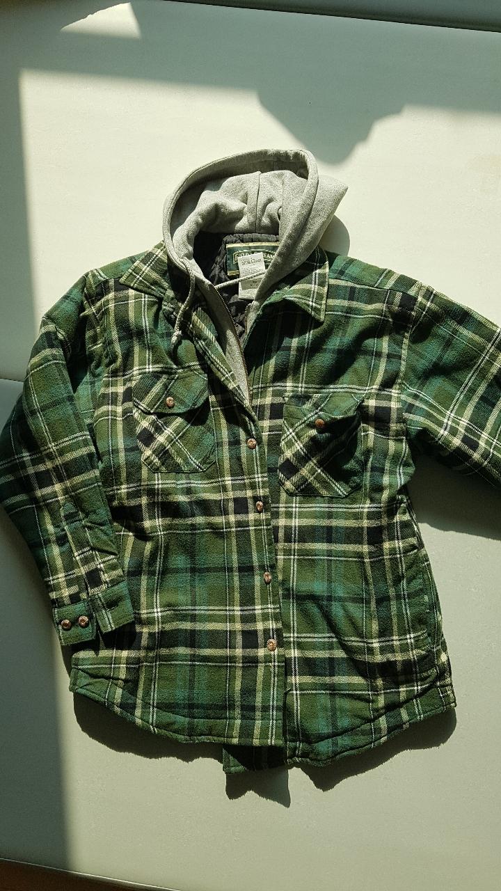 남성 겨울옷