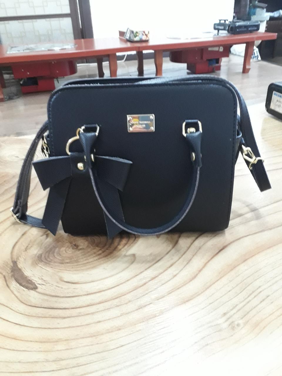 가방요 오늘받은 새재품요