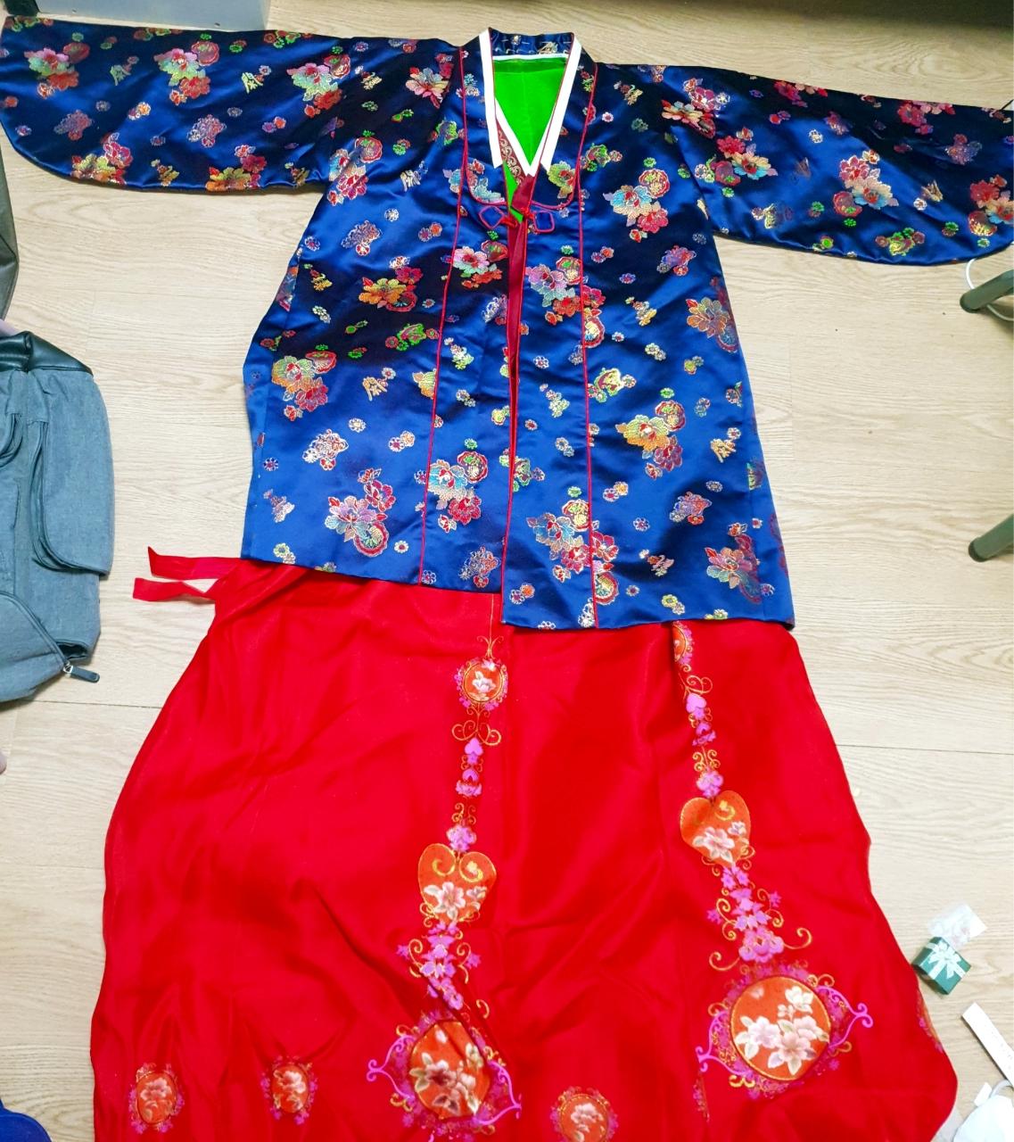 고급 여성 한복(개별가격확인)
