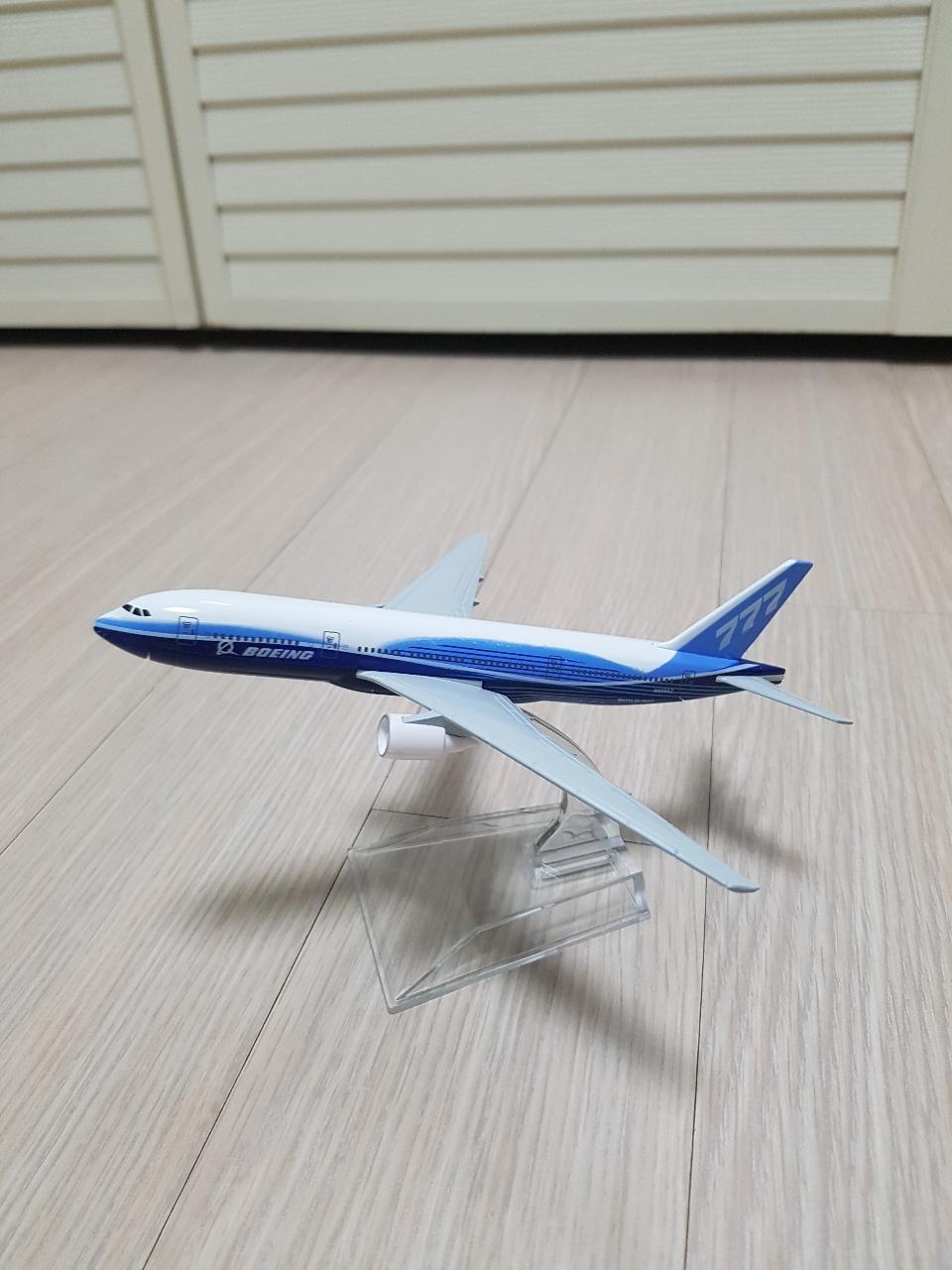 보잉 항공기 비행기 장남감 분리가능