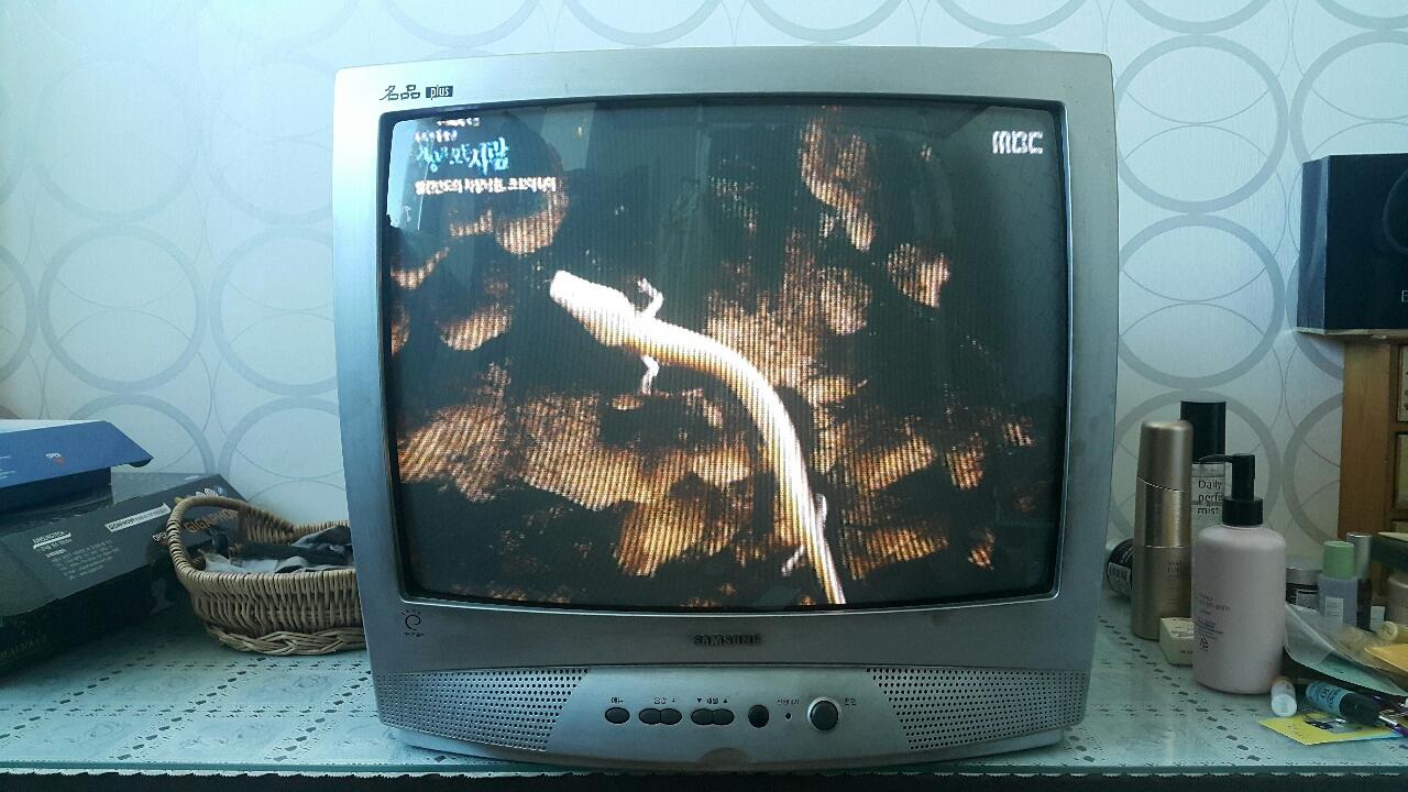 삼성 구형 TV