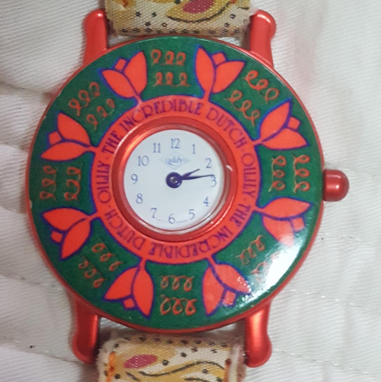 명품정품oilily시계와새시계줄