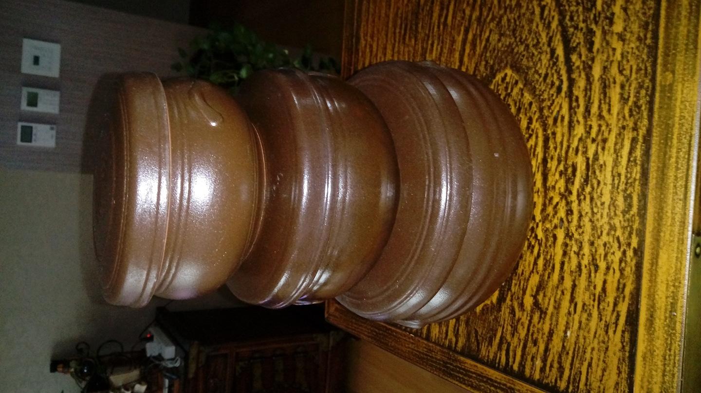 옹기 그릇