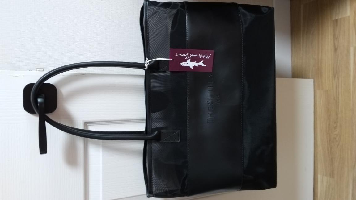 수영장가방(신라호텔)새상품